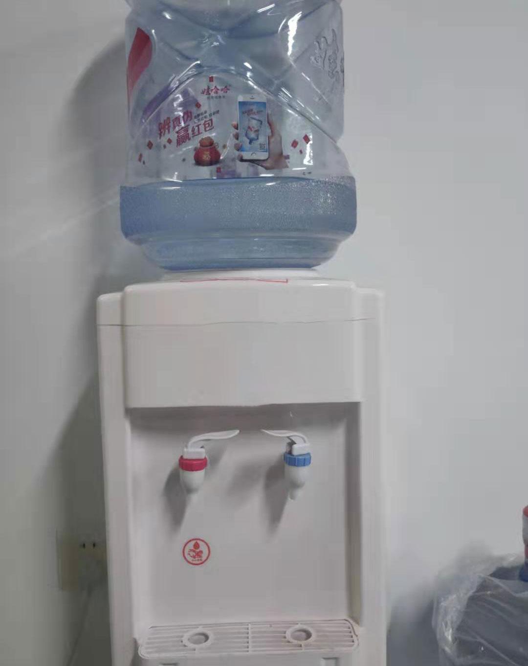饮水机自动订水提示一键叫水方案