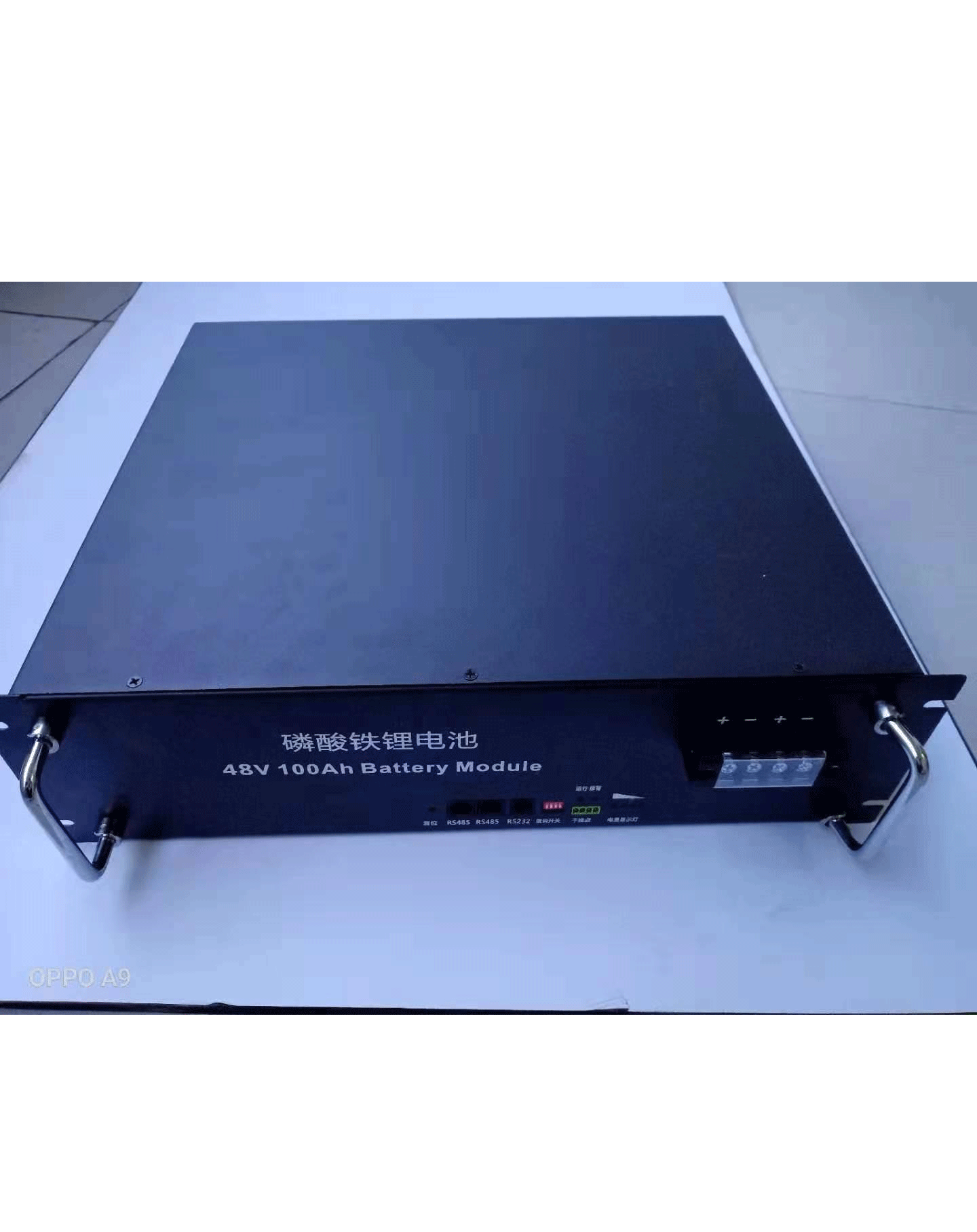 3U机房ups通信基站锂电池系统